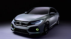 Honda Civic 5 Door 2016