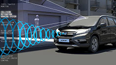 Honda CRV Safety Video